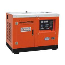 10kw 10 кВА Тихая Высокоскоростной двигателя Дизельный генератор (SHT15D)