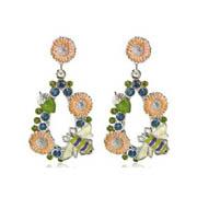 Europa 2014 y América Style Women Earrings Fq-1155