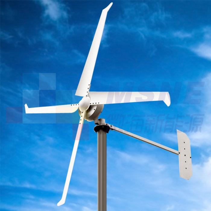1.5KW Wind Turbine Make You Get More Profit