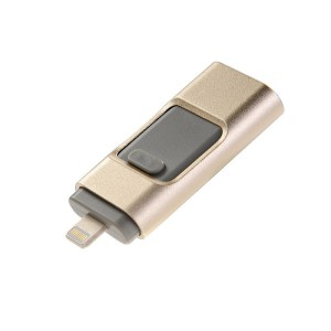 USB Flash Drive de 8/16/32/64/128GB OTG para el IPhone