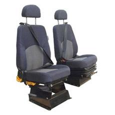 Водитель Bus Seat с Mechanical Damping