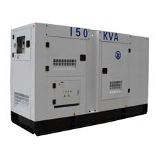 Gerador diesel silencioso super de Cummins Engine (CDC150kVA)