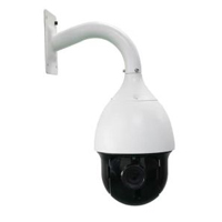Vandalproof камера IP обеспеченностью CCTV купола скорости иК 1080P