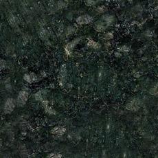 Зеленый Гранит Стоун Уолл-покрытие Стадии Плитка