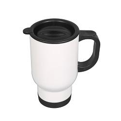 Taça isolada de aço inoxidável multifunções e copo de fast food com capa