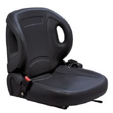 Assento de Excitador/ Veículo de Construção/ Assento Agricultural Yh38