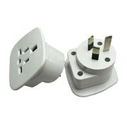 Всеобщий штепсель перемещения с USB