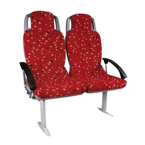 Новое Bus Seat с Steel Plastic
