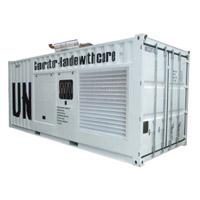 825kVA-1279kVA 60Hz jogo de gerador Containerized de 20 pés por MTU Cummins Perkins