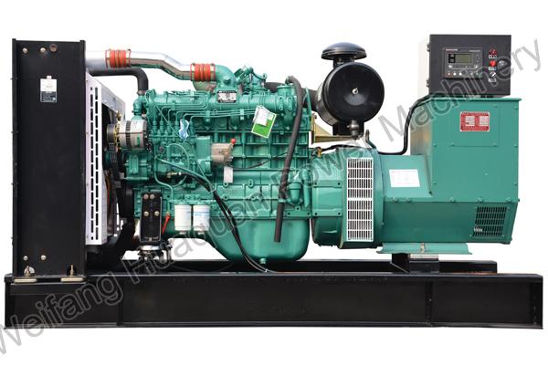 Générateur diesel de Yuchai avec insonorisé et bas de page pour (10kw-1000kw)