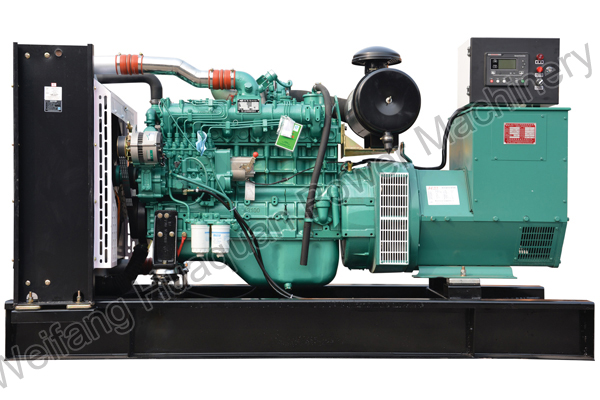 Yuchai Diesel Generator with Soundproof and Trailer for (10kw-1000kw)