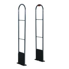 EAS RF Anti Shoplifting System, aço inoxidável, sistema de segurança de supermercado.