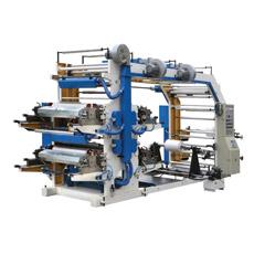 Máquina de impressão de Flexography da Quatro-Cor (YT4600/4800/41000)
