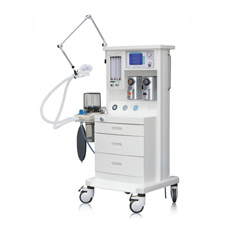 Máquina Multifunctional médica da anestesia My-E010