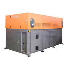 Machine de soufflage de corps creux de bout droit d'animal familier de remplissage à chaud (PN-CS4000H)
