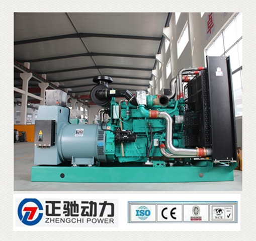 344kVA Open/Silent/Trailer/Container Type Diesel Generator