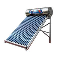 Calentador Solar del Tubo de Vacío del Acero Inoxidable de la Presión