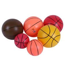 El PVC modifica bolas del baloncesto para requisitos particulares del color de la pintura de la mano