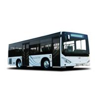 35 Asientos Low Floor City Bus