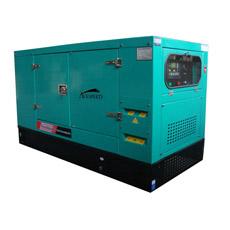 300kw Soundproof Diesel Generator Set (C300)