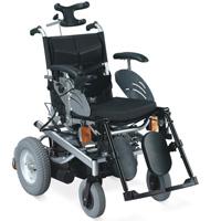 Cadeira de rodas padrão Cromo-Chapeada da economia (BES-WL016)
