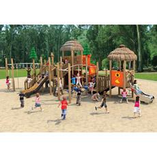 Série Paysage naturel de jeu pour enfants ( NL - 01201 )