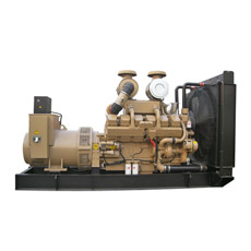 Diesel silencieux Generator Sets Powered par Cummins Engine (GDC Series)