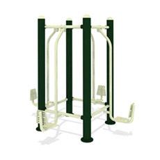 Reposer le matériel de formation de Padal du matériel Body-Building (TY-10106)