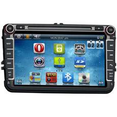 Special Car Audio Player pour Vw Passat B6/Golf 6 avec GPS, le RDS, GPS, 3G, DVB-T
