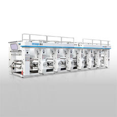 Impressora Flexográfica de Multi Cor de Ay800c