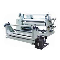 Ruban à mousse en rouleau, étiquette en papier, machine de rembobinage automatique à découper en film