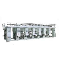 Impressora de Rotogravura de Alta Velocidade