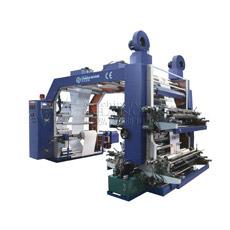 Máquina de impressão de alta velocidade do doutor lâmina