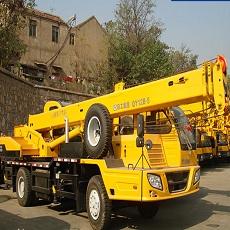 Xcm кран Qy20b тележки 20 тонн малый. 5 для сбывания