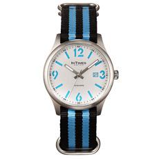 Relógio de Quartzo com Movt Correia de Nylon de Japão (IT-1066)