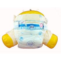 Fralda de Bebê com PE Backsheet e Fita de PP Higiene