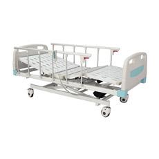Cama de hospital eléctrica lujosa con tres funciones