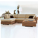 3PCS Selectional Sofa Set