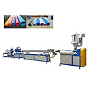 ABS Pipe Plastic Extrusion Production Line