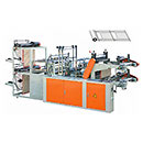 Roll Trash Bag Making Machine
