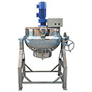 50~600L Oil Jacketed Cooking Kettle