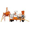 20tph Mobile Asphalt Mixing Plant