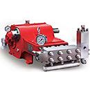 Ultrahigh Pressure Plunger Pump