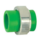 PPR Pipe Fittings- PPR Union