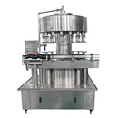Rotary Type Cooking Oil Filling Machine