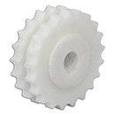 Classic Machined Plastic Chain Sprockets