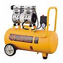 30L 160L/Min 0.75kw Oil Free Slient Air Compressor