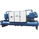 400 Ton Double Screw Compressor