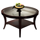 Modern Round Hotel Coffee Table