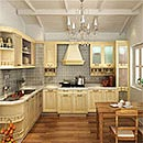 Classic European Style Kitchen Furniture